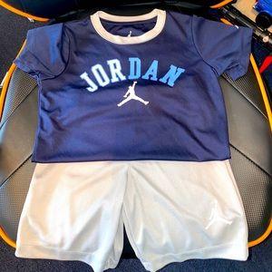 Boys Jordan outfit